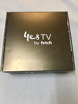 FETCH TV*OPTUS*1TB*Mighty Set Top Box*M616T*NEW IN BOX!!
