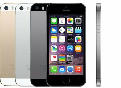 Apple iPhone 5s 16GB, 32GB, 64GB SpaceGrau Silber Gold Jun