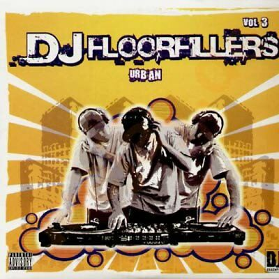Various - DJ Floorfillers Urban Vol. 3 Vinyl 2LP 0715186