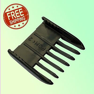 Original Moser Hair Clipper Attachment Comb for ChroMini 3-6 mm 1590-7050