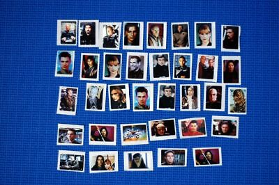 35 Fotosticker, Sticker, Klebies BABYLON 5, Set A
