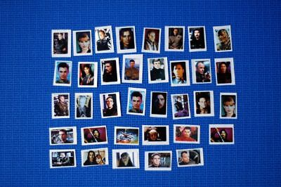 35 Fotosticker, Sticker, Klebies BABYLON 5, Set B