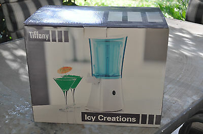 Tiffany Ice Creations Slushie maker