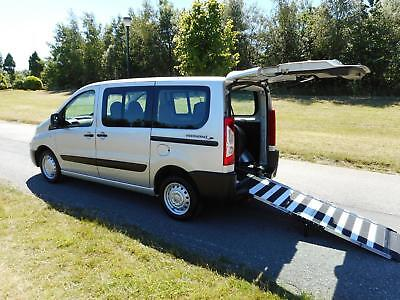 2012 Peugeot Expert Tepee 2.0 Hdi 35K WHEELCHAIR ACCESSIBLE ADAPTED VEHICLE WAV