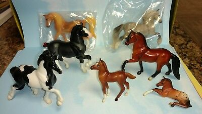 JCP Lot of Breyer Stablemates Parade of Breeds