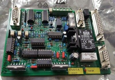 Phoenix X-Ray Bas01A Bas Board ( (In16S1B4))