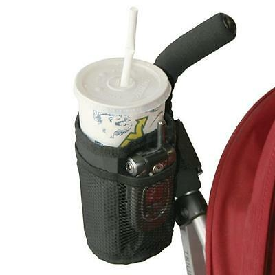 Baby Stroller Pram Cup Holder Universal Bottle Drink Water Coffee Bike Bag A2