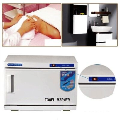 Towel Warmer Cabinet Disinfection UV Sterilizer Spa Beauty·Salon Equipment Pop`.