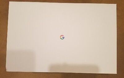 Google Home Max Smart Assistant EMPTY BOX ONLY for Charcoal Color Item.EMPTY BOX