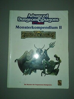 AD&D / Advanced Dungeons & Dragons 2nd Edition Monsterkompendium II