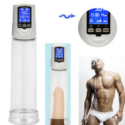 *Electric Beginner_Male Penis Enlarger_Vacuum Pump_Growth Enlargement_Enhancer**