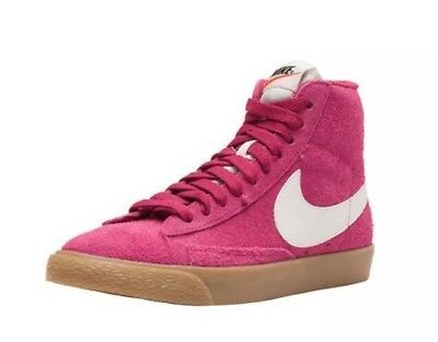 NIKE WMNS BLAZER Mid Suede VNTG Casual Womens Vintage Shoes
