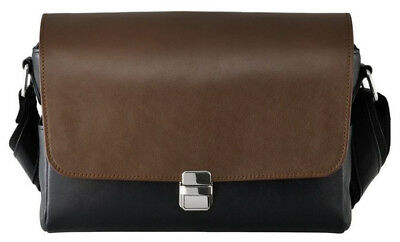 Olympus V613014NW000 CBG-11 PR Shoulder case Black,Brown Premium Leather Camera