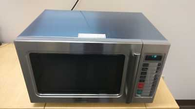 Daewoo Stainless Steel 1.0 CU FT Commercial Microwave Oven 1000w | Kom-9p1ces