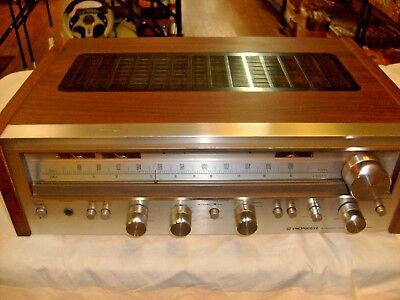 Classic Vintage Pioneer Stereo Receiver Model SX-680