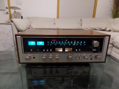 Sansui 8080 Stereo Receiver / Sounds Great !! / Read All & See All Pictures