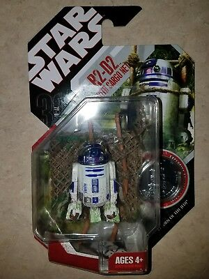 Star Wars 30th Anniversary Return Of The Jedi R2-D2 #46 with Cargo Net