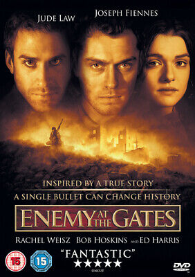 Enemy at the Gates DVD (2001) Jude Law