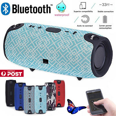 Portable Wireless Bluetooth Speaker HIFI Outdoor Speakerphone For Mobile Phones