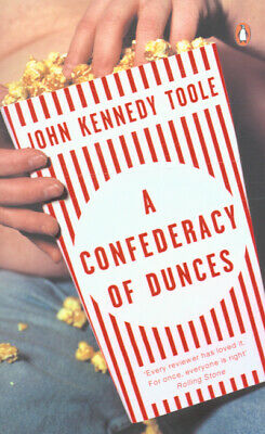 Red classics: A confederacy of dunces by John Kennedy Toole (Paperback)