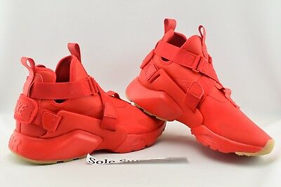 3bd986995fe91 Women s Nike Air Huarache City - CHOOSE SIZE - AH6787-600 Speed Red Gum High