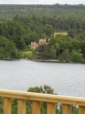 """Chalet on """"Loch Ness View Croft""""  Rare chance to own a piece of Loch Ness"""