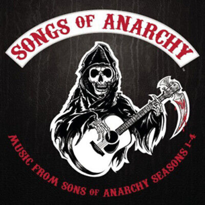 Various Artists : Songs of Anarchy: Music from Sons of Anarchy Seasons 1-4 CD