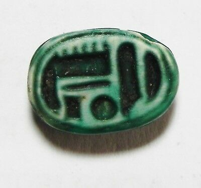 Zurqieh - As5992- Ancient Egypt,  Stone Scarab. New Kingdom. 1400 B.c