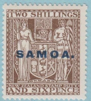Samoa 159 Mint Hinged OG * - No Faults Very Fine!!!