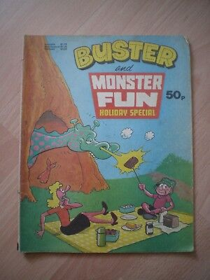 Buster And Monster Fun Holiday Special 1982