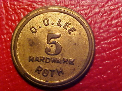 Trade token from Roth North Dakota