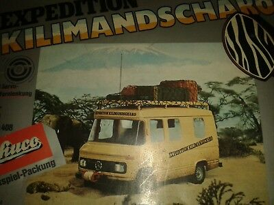 Schuco Servo Mercedes 408  Expedition