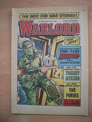 Warlord Comic - October 30Th 1982, Number 423