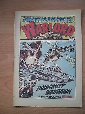 Warlord Comic - 17Th October 1981, Number 369 - Boys Action Comic