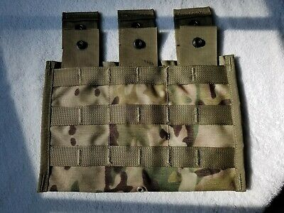 New US Issue Triple Mag Pouch in Multicam BONUS Buy 2 Pouches and Get 3!!!!