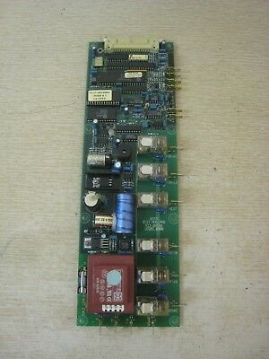Hobart 00-422905-00110 HR7 Rotisserie Oven Control Circuit Board Free Shipping