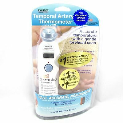 EXERGEN Temporal Scanner, Temporal  Artery Thermometer TAT-2000C, BRAND NEW