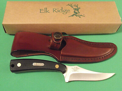 "Elk Ridge ER299D Sharpfinger style full tang fixed blade knife 7"" overall NEW!"