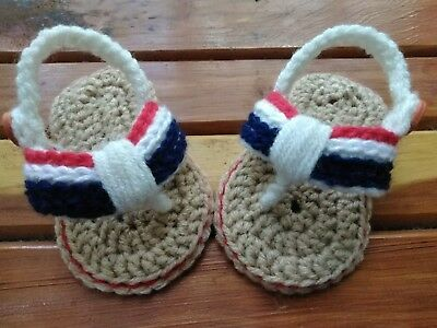 069007947 LOT OF 2 Baby Boy Summer Shoes Sandals Size 6-12 Months Navy Blue ...