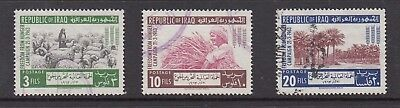IRAQ STAMPS  USED.Rfno A438.