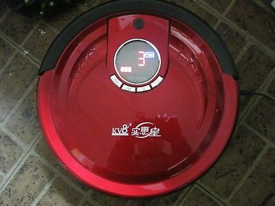 robot vacuum cleaner good condition hardly used
