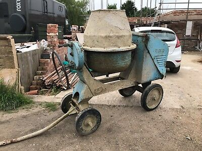 Parker Cement / Concrete Mixer