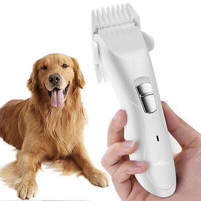 Pet Professional Grooming Clippers Kit Dog Cat Heavy Duty Hair Trimmers Groomer