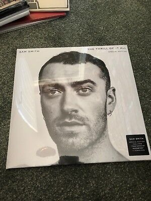 Sam Smith - The Thrill Of It All - Special Edition Vinyl Record