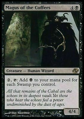 Magus of the Coffers ~ Planar Chaos ~ NearMint/Excellent+ ~ Magic The Gathering