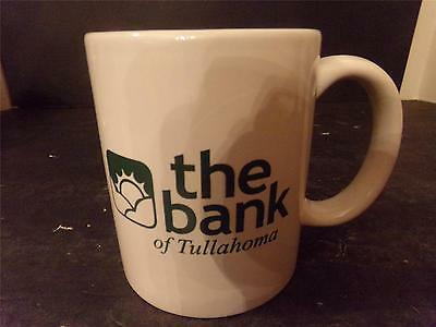 The Bank Of Tullahoma Coffee Cup Mug Tennessee (46)