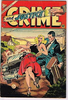 Crime And Justice Issue 15! Tough Book!