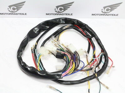 Yamaha XT 250 1980-1981 main wire wiring harness loom reproduction 3Y1-82590-50