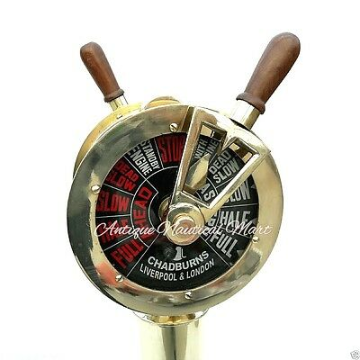 Engine Order Telegraph Antique Nautical Maritime Home Decorative Collections