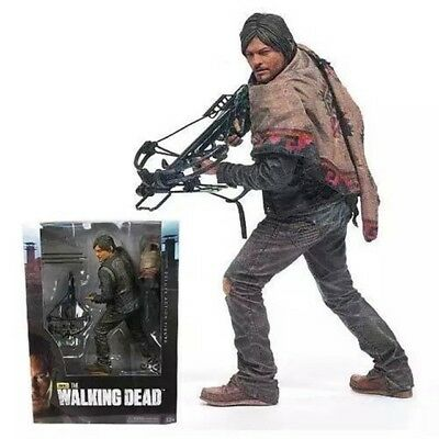 McFarlane - The Walking Dead - Daryl Dixon Deluxe Figure | NEU | no Sideshow